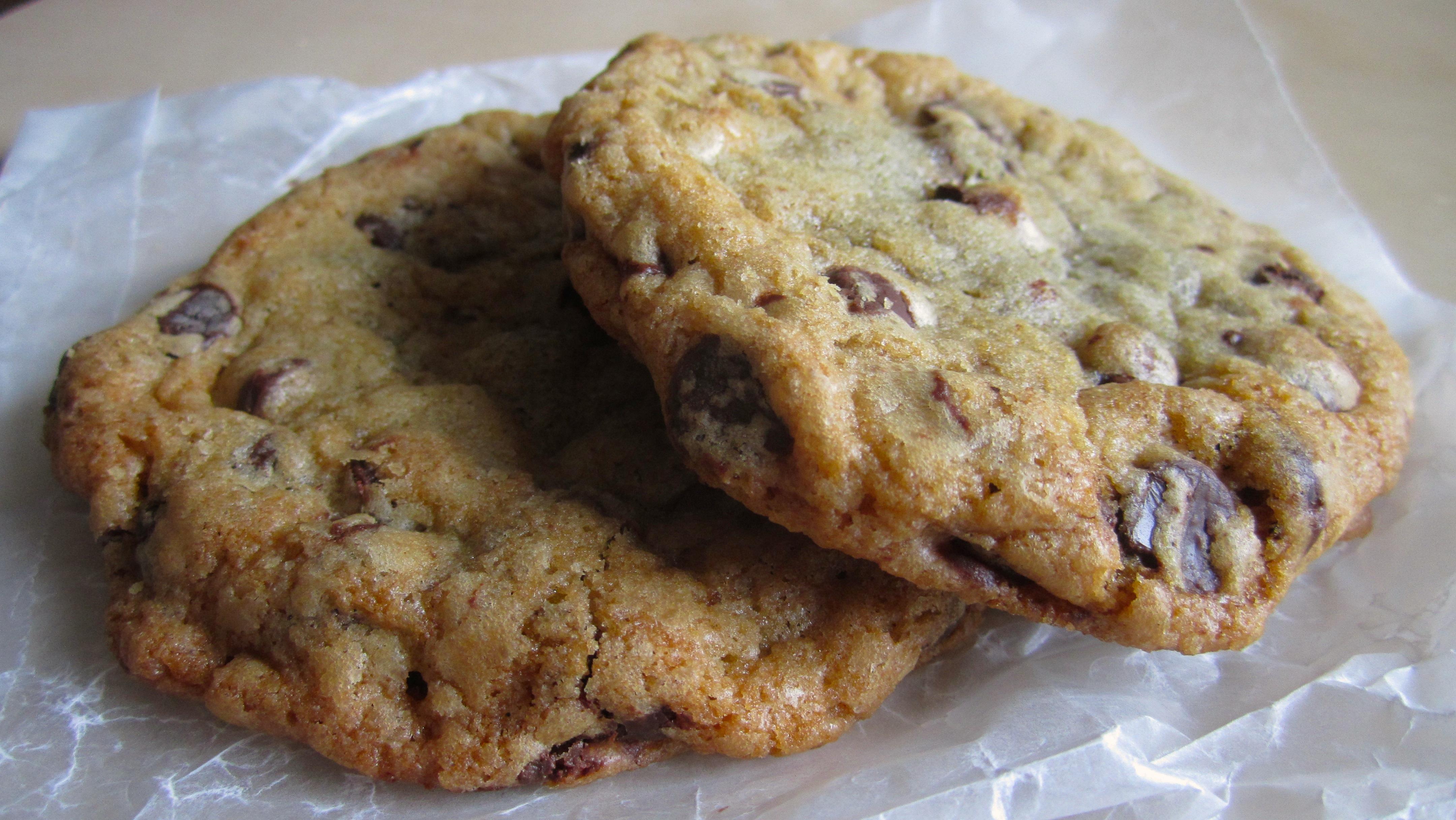 Chocolate Chip Cookies   d.c. food rag