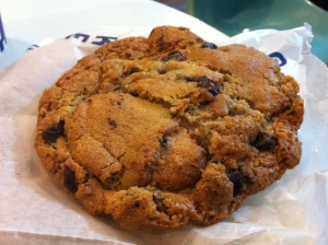 City Bakery's chocolate chip cookie.